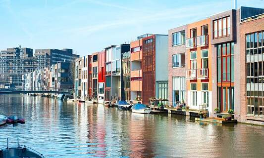 Amsterdam is the European Capital of Innovation 2016