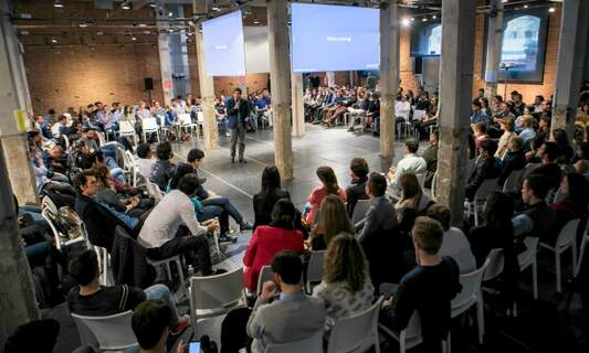 Become a Cyber Hero: IE Tech Talks in Amsterdam