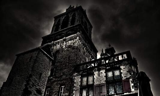 Dutch ghost stories: Haunted castles