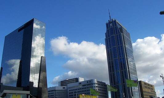 Rotterdam in top comeback cities
