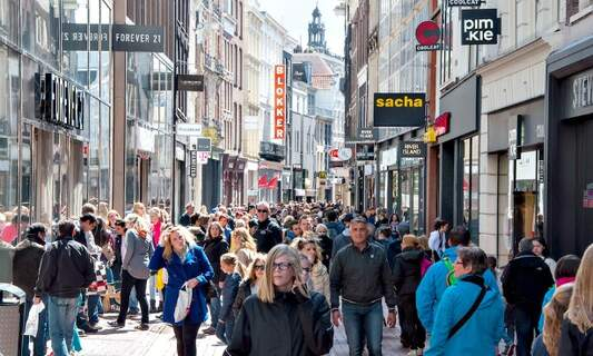 The Netherlands' population growth: Dutch cities soaring ahead