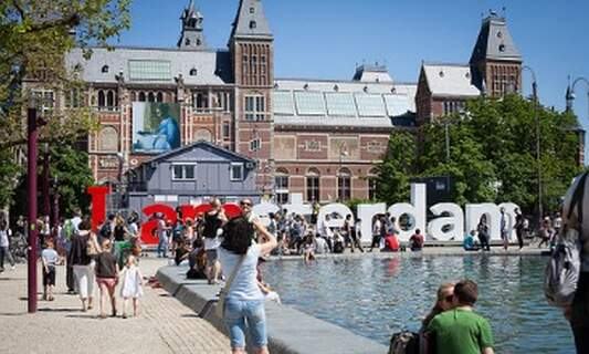 Amsterdam fourth most creative global city