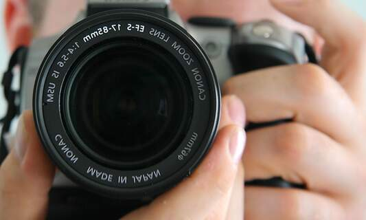 Photography competition for students