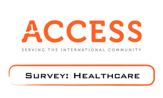[Survey] Healthcare for internationals in the Netherlands