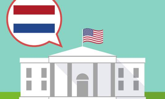 American presidents and the Dutch words they learnt in the Netherlands