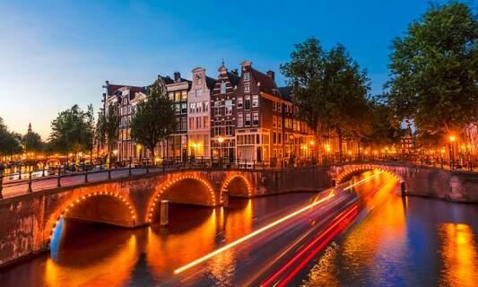Amsterdam Europe's second 'smartest' city