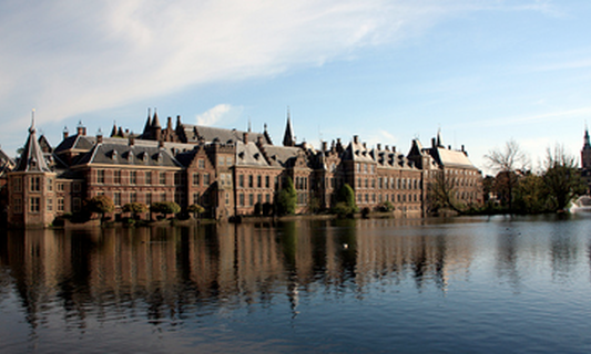 Move to The Hague for one week