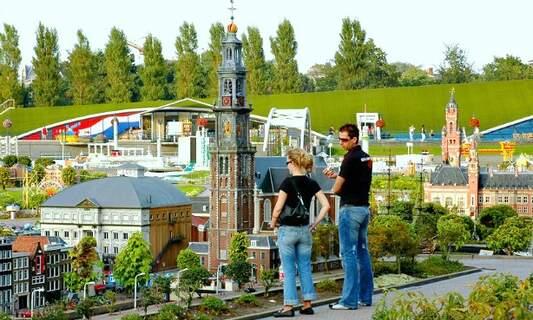 Five popular attractions in The Hague