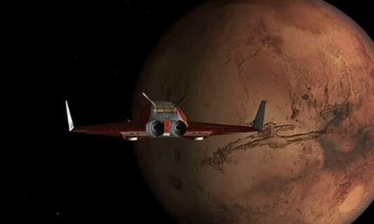 Dutch company wants astronauts for Mars colony