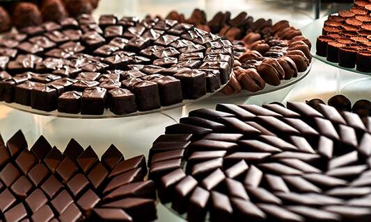The best chocolateries in the Netherlands