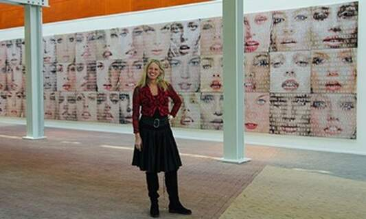 Interview with mixed media artist Barbara Broekman