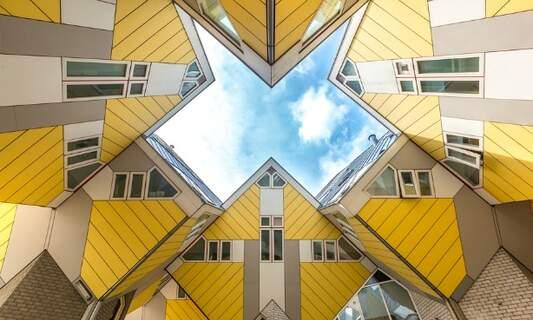 European Best Destinations 2017: Rotterdam ranks high