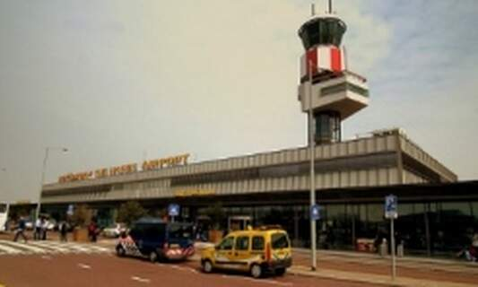 Rotterdam - The Hague Airport voted most popular in NL