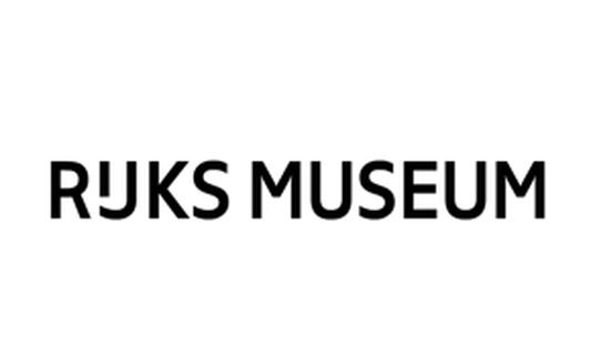 Amsterdam's Rijksmuseum logo also gets a makeover
