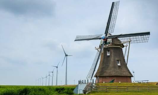 The Netherlands lags far behind European renewable energy goals