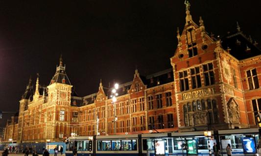 Amsterdam: best Dutch city to live