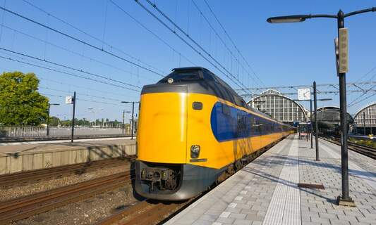 NS trains: now 100 percent wind-powered!