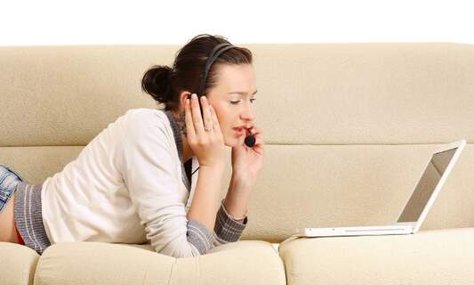 Online counselling: help for the busy expat and more..
