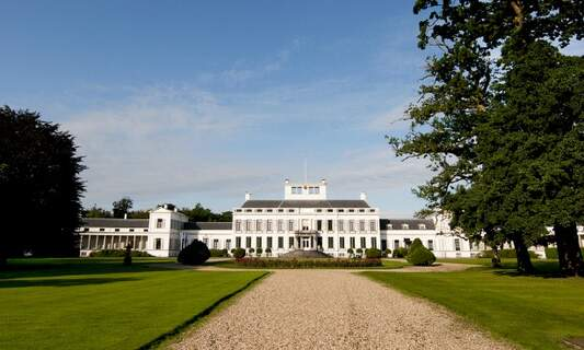 Soestdijk Palace turns part of its quarters into a hotel
