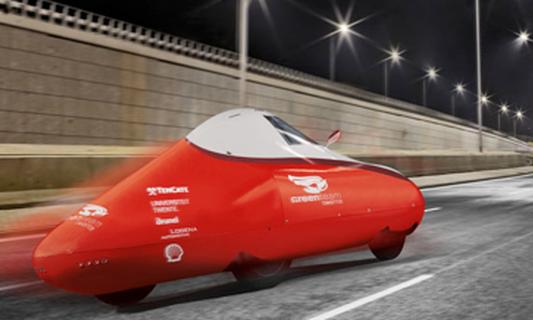 Twente students seek to travel 1000 Km on 1 Litre of fuel