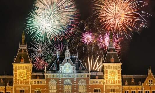 The Netherlands firework hotline: increasing complaints