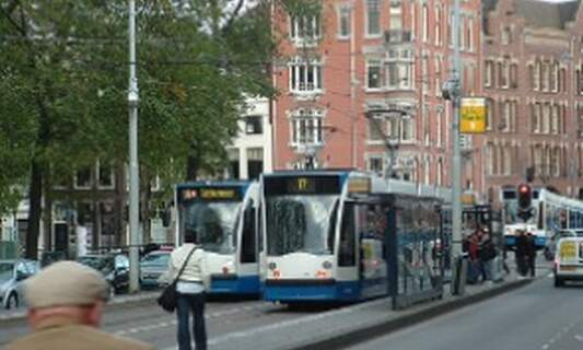 Amsterdam's public transport by 2024
