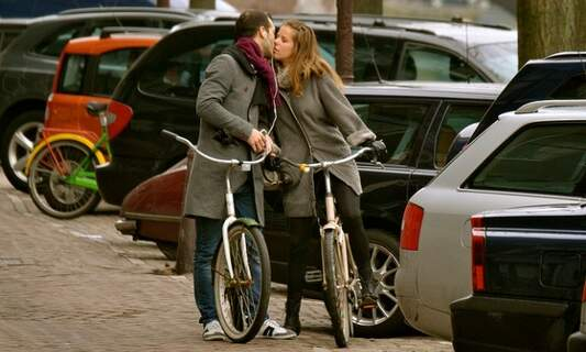 Well-being in the Netherlands very high