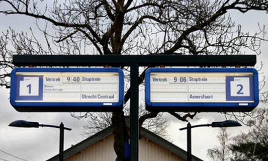 Bus and tram travel in the Netherlands has become much more expensive