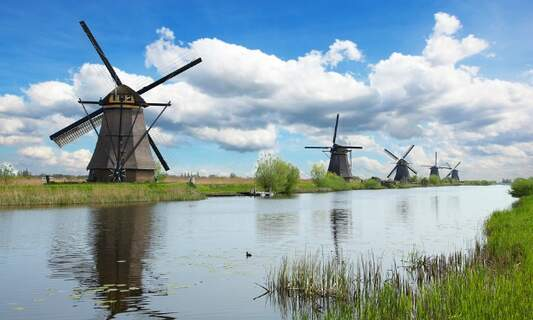 The Netherlands is Europe's most dangerous place to live