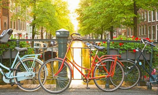 Amsterdam thieves stealing bikes by request