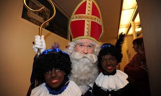 Sinterklaas: the Dutchie behind the beard