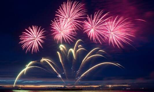 NYE fireworks in the Netherlands: Where to find them and other useful tips