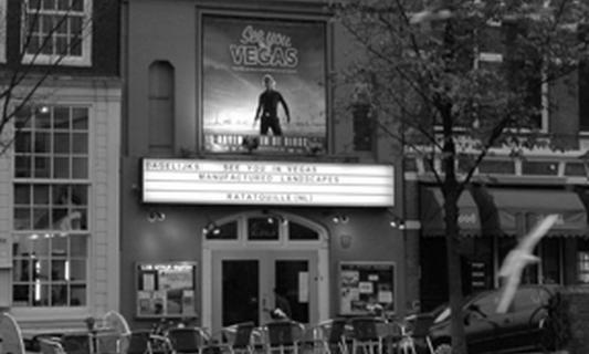 Late Friday evening film screenings at De Uitkijk
