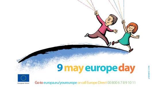 Celebrating Europe Day
