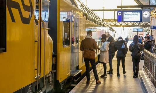 Changes to NS train services