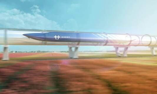 Hyperloop: Travel around the Randstad in just 41 minutes
