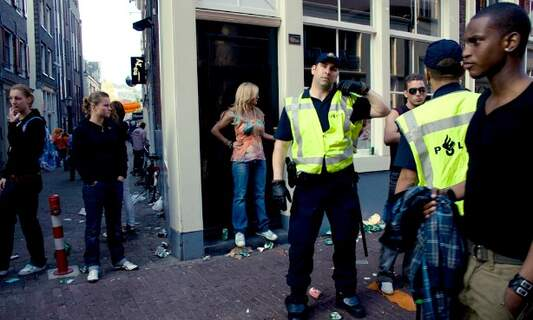Dutch police more likely to stop ethnic minorities