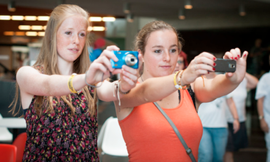 Wageningen freshmen create world's first interactive Student Street View