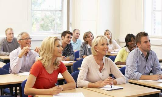 The Netherlands in top 5 for lifelong learning