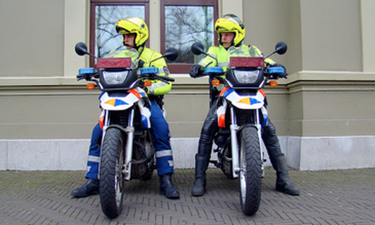 Support and skepticism for police in the Netherlands