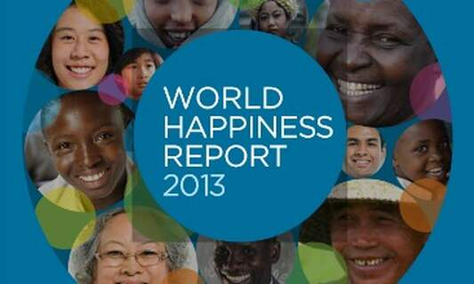 The Netherlands is the world's fourth happiest nation