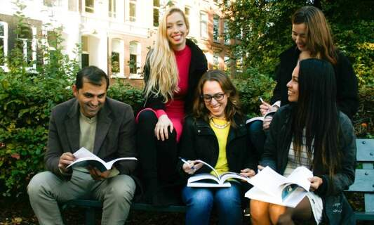Language learning made easy at UvA Talen