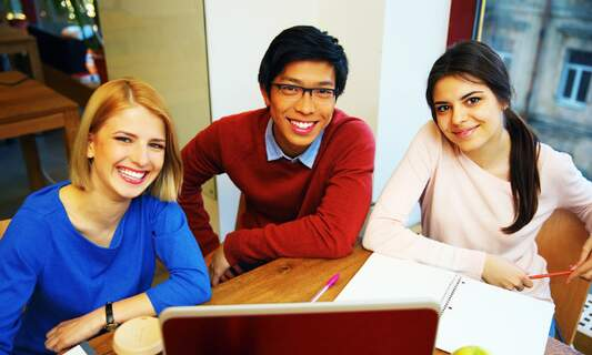 Fast-paced and friendly language learning at UvA Talen