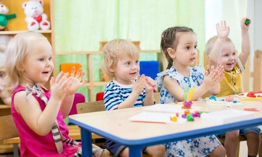 Parents in the Netherlands use childcare more than rest of EU