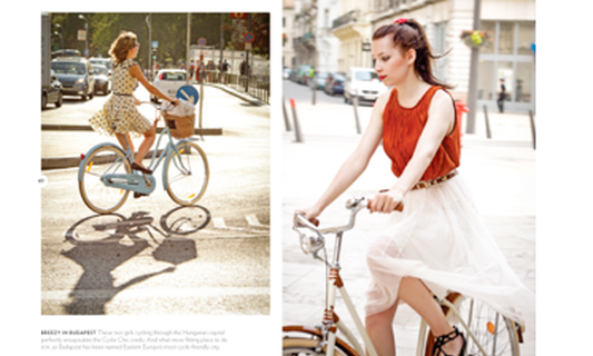 Win two copies of 'Cycle Chic: The Book'