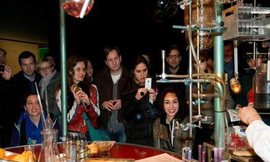 Win two double tickets to Rotterdam Museum Night!