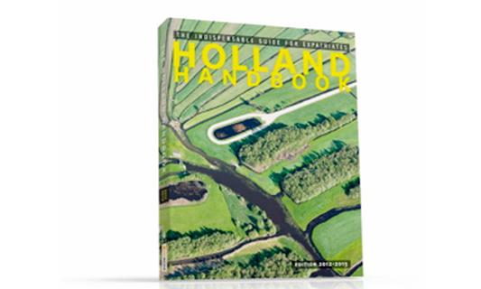 Win five copies of the Holland Handbook
