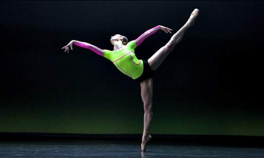 Win 5 double tickets to Transatlantic by Dutch National Ballet