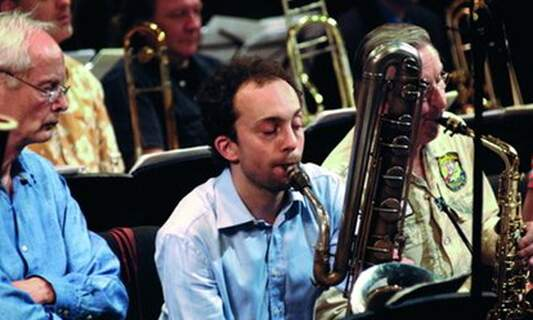 Win two double tickets for David Kweksilber Big Band