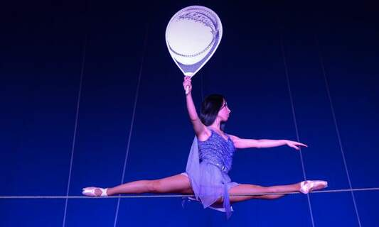 Win  double tickets to the Wintercircus
